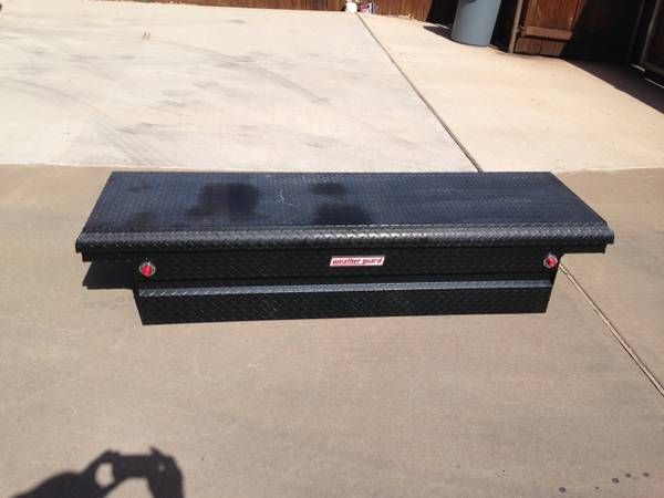 WeatherGuard Tool Box -   x0024 450  San Angelo