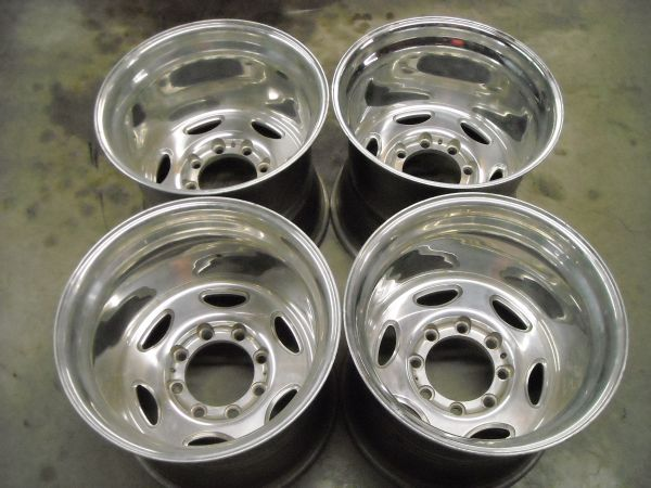 Weld Racing Wheels Chevy GMC Dodge 4X4 - $700 (San Angelo Texas)