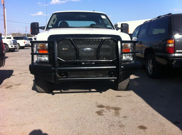 Ford F250 F350 replacement bumper grill guard (2008-2010) - $375 (Obo)
