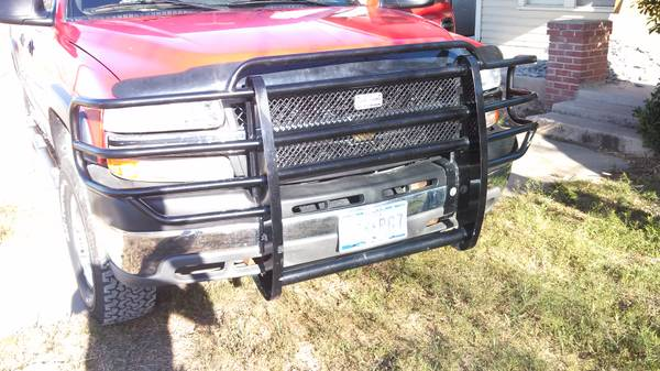 Ranch Hand bumper Chevy HD - $200 (central san angelo)