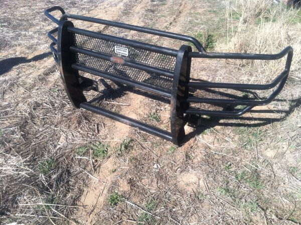 Ranch Hand grill guard for F250, F350 - $120 (San Angelo)