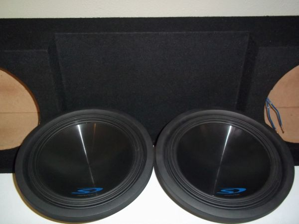 CAR AUDIO SUBWOOFERS AMPLIFIERS (San Angelo)