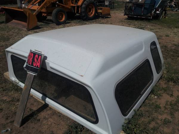 FORD F250 CAMPER SHELL (San Angelo )