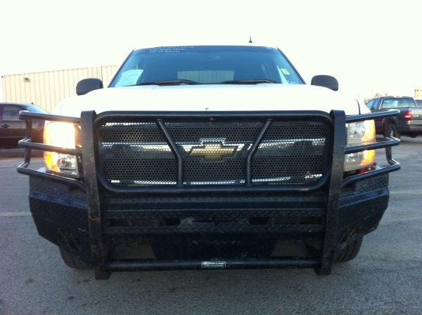 2007 - 2013 Chevy C1500 REPLACEMENT RANCH HAND front bumper grillguard - $400