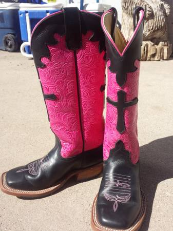 Almost New Anderson Bean Boots -   x0024 100  San Angelo