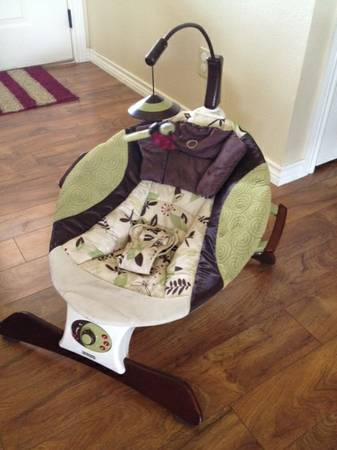 Fisher Price Zen Collection Infant Seat - $40