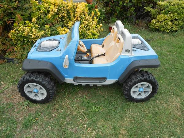 POWER WHEELS JEEP - $85 (Ballinger)