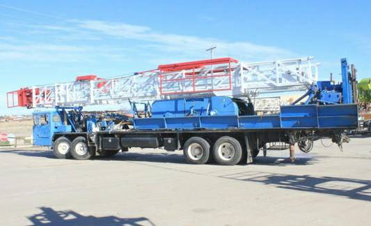 Service Rigs For Sale (N. Of Shawnee)
