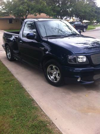 2003 F150 Lightning Body Kit - $8750 (Brownwood)