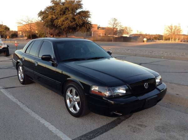 2004 Mercury Marauder - x002413850 (Goodfellow AFB)