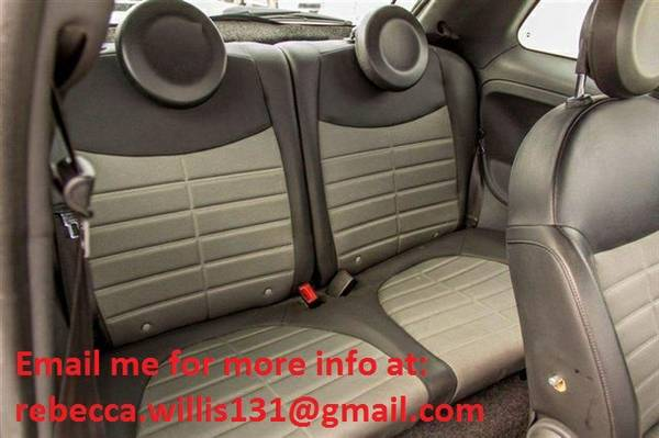 2012 Fiat 500 Sport - Excellent In Out -   x0024 2800
