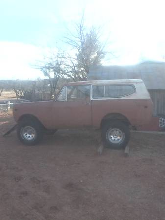1974 IH Scouts -   x0024 800  sweetwater
