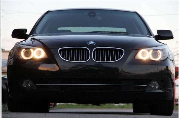 2008 BMW 5 Series 535i Sport Package w Navigation  Twin Turbo  73k - $22995 (JD MOTORS -TexasCarSpot.com 512-832-5800)