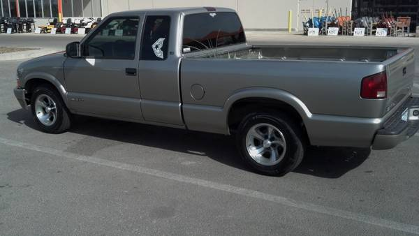 2000 Chevy S10 LS Ext. Cab For Sale - $4200 (76904 (San Angelo))