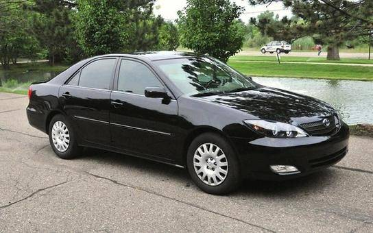 2003 Toyota Camry XLE Runs Great - $1663 (san angelo)
