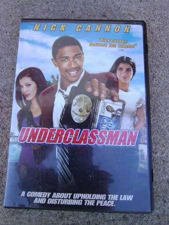 nick cannon dvd movie  san angelo