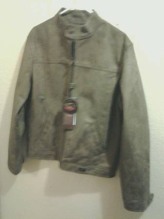Mans Jacket - $50 (San Angelo)