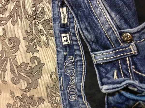 Miss me jeans-size 31 - $40 (College Hills)