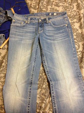 Size 31 miss me jeans - $50 (College hills)