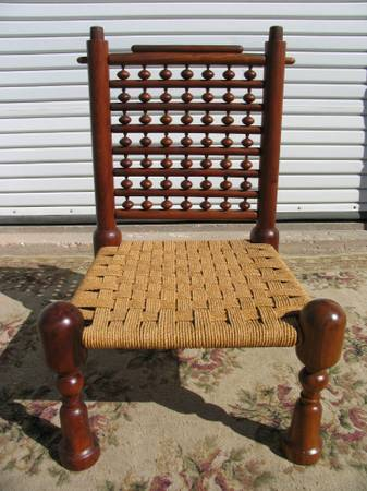 hardwood chair  -   x0024 60  San Angelo