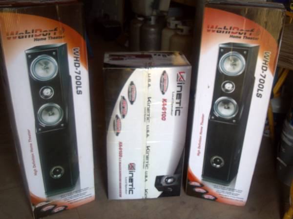 Surround sound system - $400 (San Angelo)