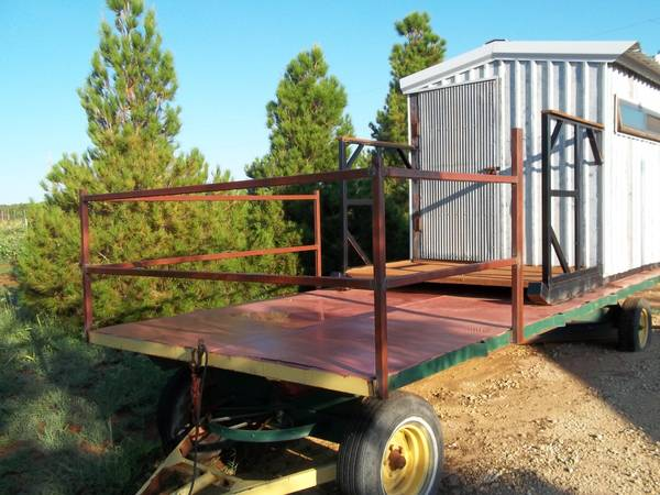 DEER BLIND OR HUNTINGFISHING CABIN (REDUCED BY 1000 FOR QUICK SALE) - $3750 (SWEETWATER, TEXAS)