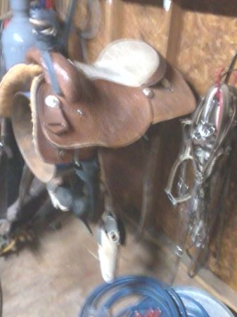 Corriente saddle for sale