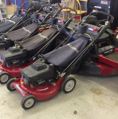 Snapper Commercial push mower - $750 (Odessa Tx)