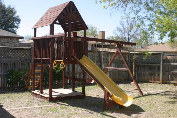 Rainbow Play System -   x0024 1500  San Angelo