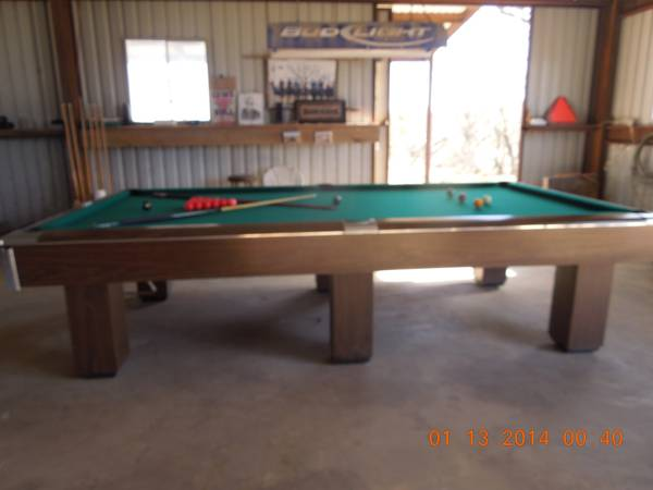 5 x 10  Snooker Table -   x0024 3000  Eldorado