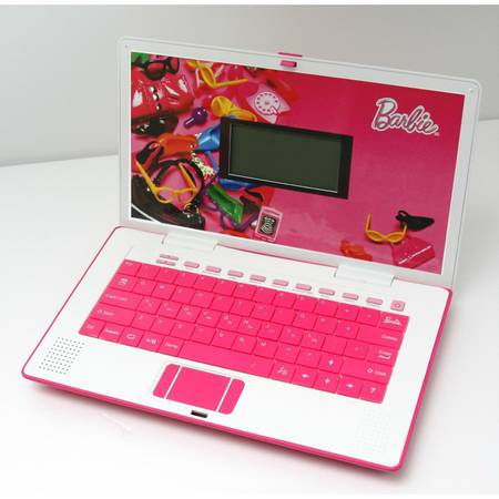Barbie B-Book Learning Laptop -   x0024 25
