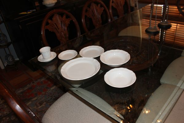 Mikasa French Countryside Dishes - $250 (San Angelo)