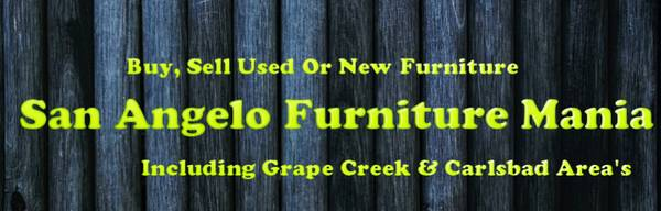 NEW FURNITURE SELLING GROUP ON FACEBOOK   SAN ANGELO