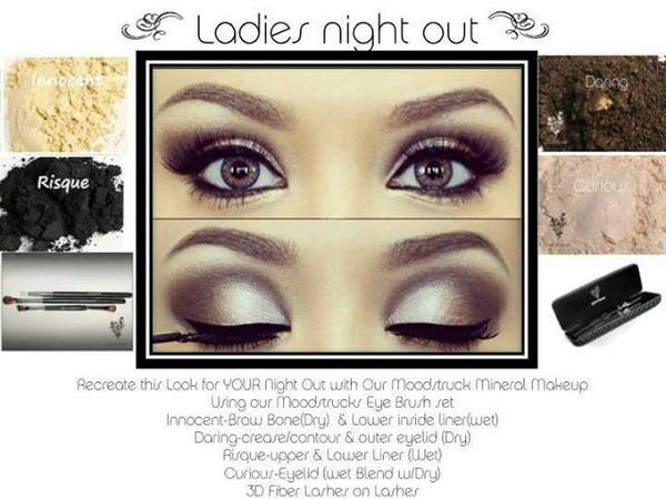 Younique All-Natural Cosmetics Presenter  3D Fiber Lashes