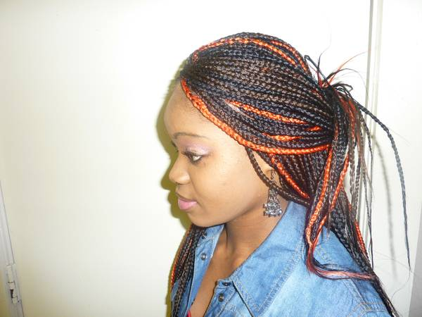 Free Hair for Micro Braids, Senegalese Twists, Tree Braids, etc. (Austin)