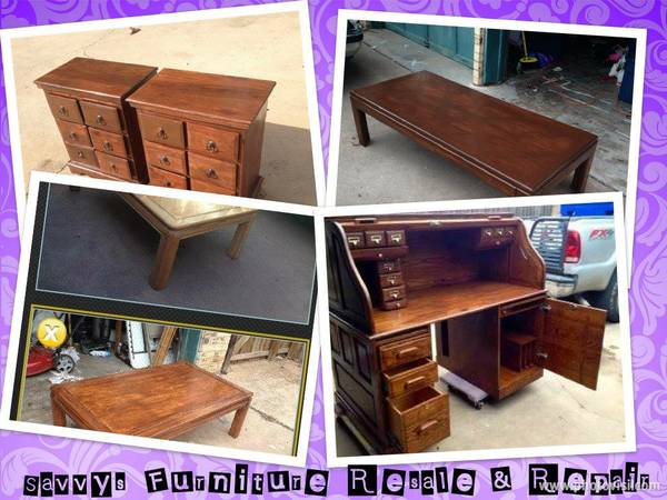 Savvys Furniture Resale  amp  Repair   san angelo