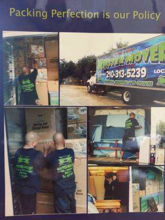 MONSTER MOVERS YOUR GO TO MOVERS (CULEBRA RDREED RD)