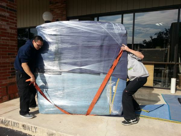 MONSTER MOVERS (CULEBRA RD REED RD)