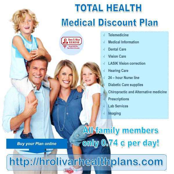 Total Health Medical Discount Plan