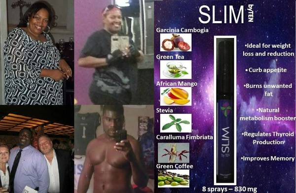 Try SLIM Spray it s the hottest new weight loss product on the market  San Antonio