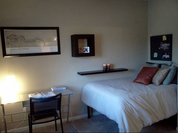 - $510 Private Bedroom Bath, Fully Furnished at The Reserve (UTSA)