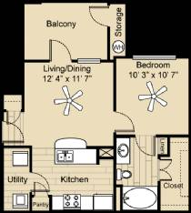 x0024 890   1br - 583ft sup2  - Avail  immediately  Beautiful Apt for sublet near UTSA and La Cantera