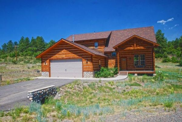 $175 3br - 1860ftsup2 - Colorado Mountain High - Beautiful Home for Rent - SkiBoard Weekend (Pagosa Springs, CO)