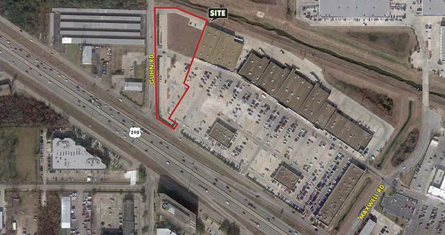 3 038 221  COMMERCIALRETAIL LAND for sale off of 290