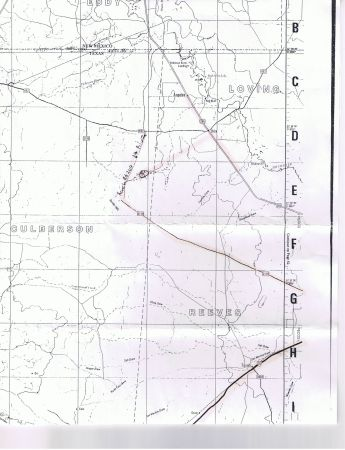 $3500 10 Acre Ranch Land West Texas (Culberson County)