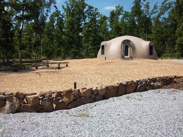 $79,000, 1br, Monolithic Dome home on 8 acres