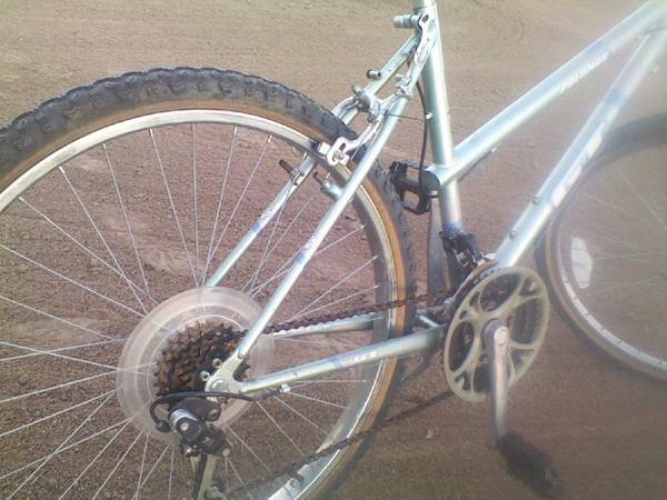 GT mountain Bike - $80 (ne)