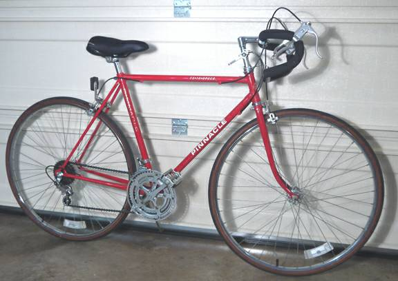 Vintage Pinnacle Free Spirit 10 Speed Bicycle - $75