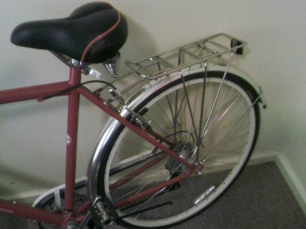 Schwinn Admiral 7 speed cruiser - $150 (Downtown)
