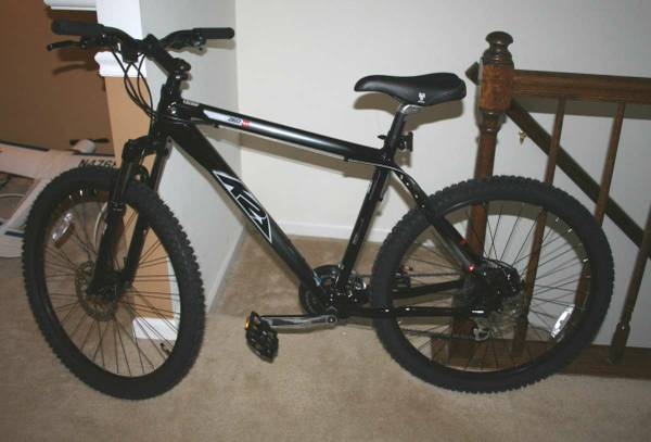 Selling my 2009 K2 Zed 4.4 Mountain Bike like new - $110 (san antonio)